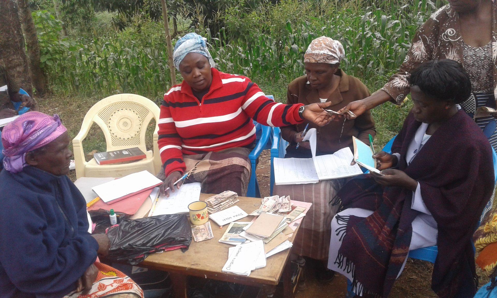 Margaret Wanjuki – Beneficiary of SACDEP-Kenya Bank Without Walls Project